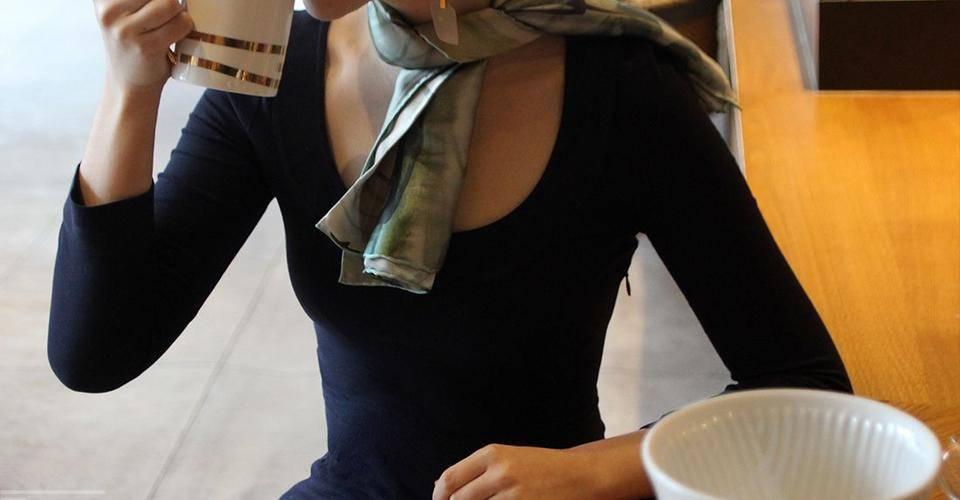 方巾——《鹭鸶》